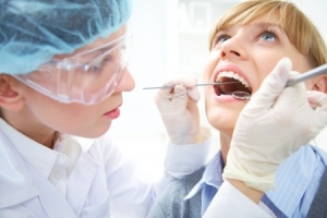 Zahnkontrolle
