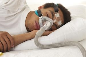 CPAP-Therapie bei Schlafapnoe
