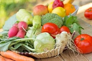 Prophylaxe durch gesunde Ernährung