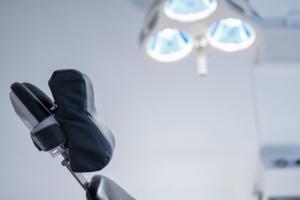 Zahnartztpraxis mit Zahnarztzstuhl